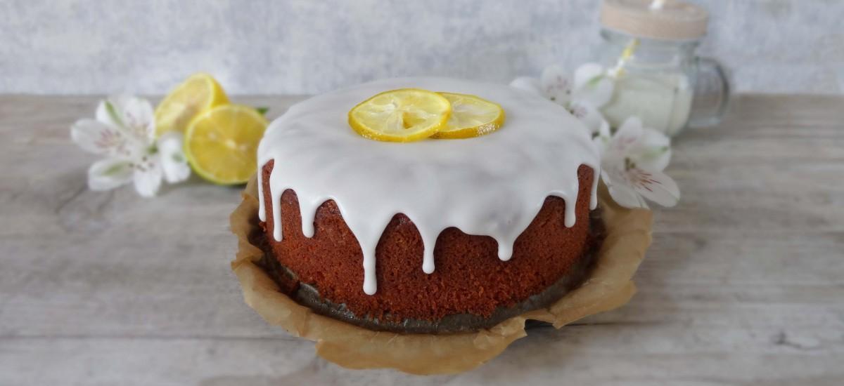 Griechischer Zitronenkuchen