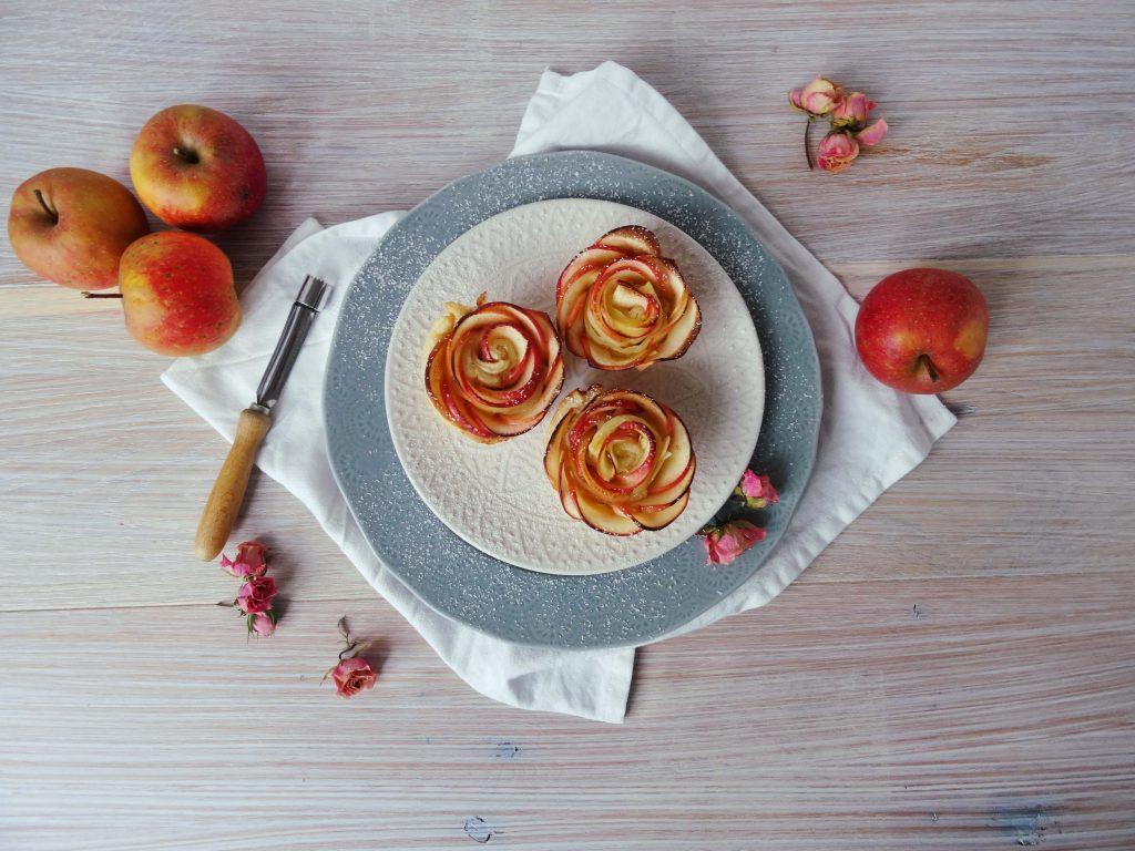 Apfel_Rosen_Muffins