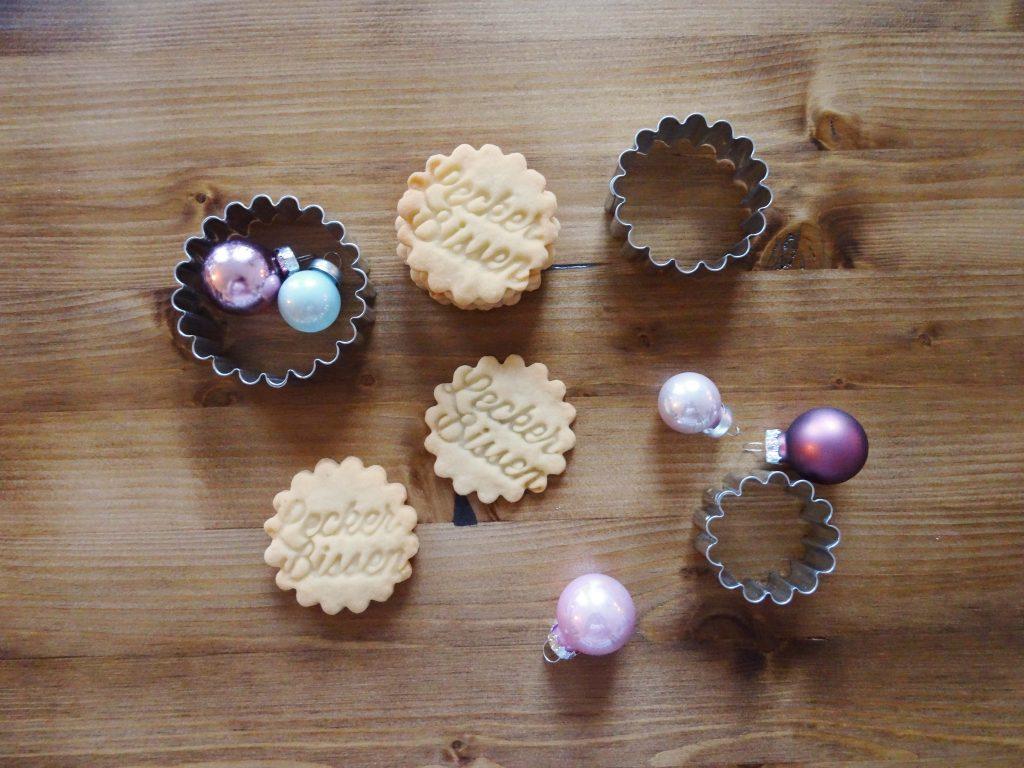 Leckerbissen Kekse mit Tonkabohne